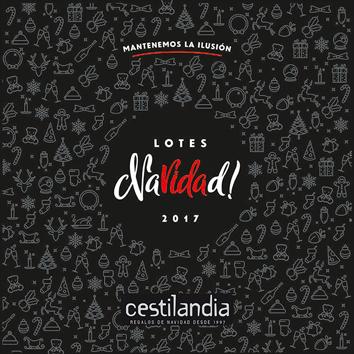 CATÁLOGO CESTAS DE NAVIDAD 2017